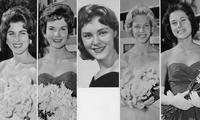 Homecoming Queen Finalists, 1961