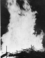 Pow Wow Bonfire, 1968