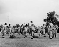 Florida State Football Team Practice