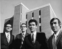 Engineering Science Ph.D. Program's First Class, 1970