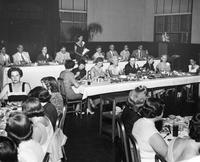 Banquet for Women in Physical Education Department