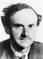Portrait of Paul Dirac