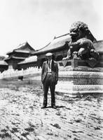 Paul Dirac at Tiananmen Square