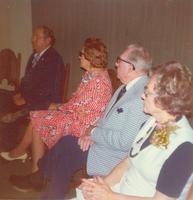 Claude and Mildred Pepper attending a Coral Gables Women's Club event