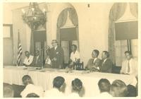 Claude Pepper speaking at the State Convention of Letter Carriers