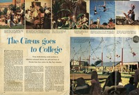 """The Circus Goes to College"" Magazine Article"