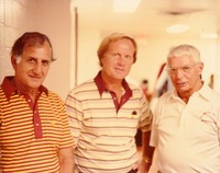 Don Fauls, Jack Nicklaus and an Unidentified Man