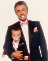 Burt Reynolds Personal Photograph with His Son