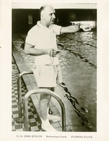 N. B. (Bim) Stults, FSU Swimming Coach