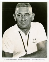 J. K. (Bud) Kennedy, FSU Head Basketball Coach