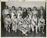 1954 FSU Gymnastics Team