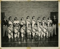 FSU Gymnastics Team 1951