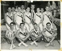FSU Gymnastics Team 1953