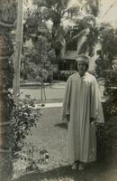 Mary Jayne Medlin Dressed In A Cap And Gown Fsudigitalflvcorg