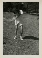 Mary Jayne Martin-Vegue Playing Golf
