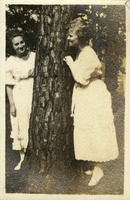 Alice and Clara, Classmates of Marion Stine