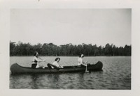 Going Thru The Chain of Lakes at Camp Flastacowo