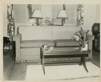 Mary Alice Hunt's Living Room
