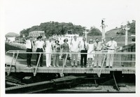 FSU Group at the Panama Canal