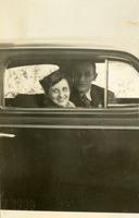 A Couple in an Automobile