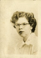 Yearbook photograph of Nancy Renninger