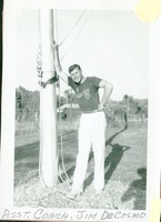 Jim DeCosmo, Circus Assistant Coach