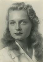 "Portrait of ""Bobbie"" Vaughn"