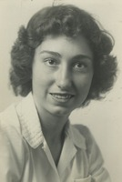 Portrait of Betty Pearce