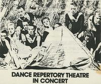 Dance Repertory Theatre in Concert, 1988