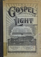 Gospel light, or, Hymns and tunes for all occasions of Christian work and worship