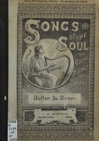 Songs of the soul: for gospel meetings and Sunday schools