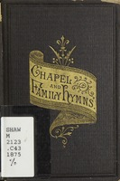 Chapel and family hymn book