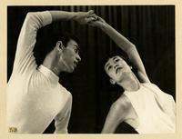 Charles Robinson and Jacqui Charles dancing Cycle