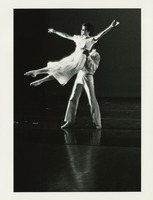 Kate Levitz and dancer