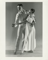 Kenneth Jenkins and dancer