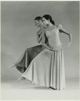 Sharyn Heiland and dancer