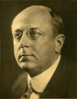 Studio portrait of United States Attorney General Homer Stille Cummings