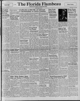 Florida Flambeau, January 31, 1947