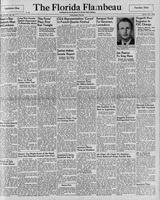 Florida Flambeau, April 25, 1947