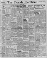 Florida Flambeau, October 17, 1947