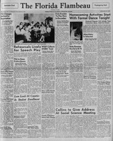 Florida Flambeau, November 21, 1947