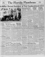 Florida Flambeau, April 30, 1948
