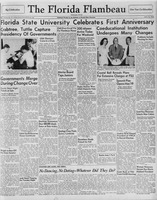 Florida Flambeau, May 14, 1948