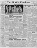 Florida Flambeau, October 08, 1948