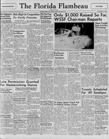 Florida Flambeau, November 05, 1948