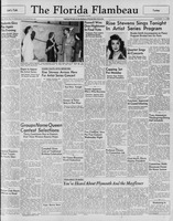 Florida Flambeau, November 19, 1948