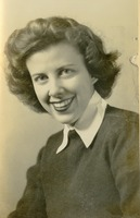 Portrait of Marilyn Bunch
