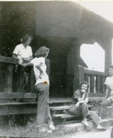 Students at Camp Flastacowo