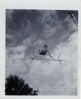 Sue Herndon on Cloud Swing