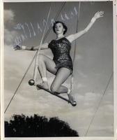 Sue Herndon Balancing on the Trapeze